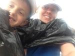 Classy rain gear!
